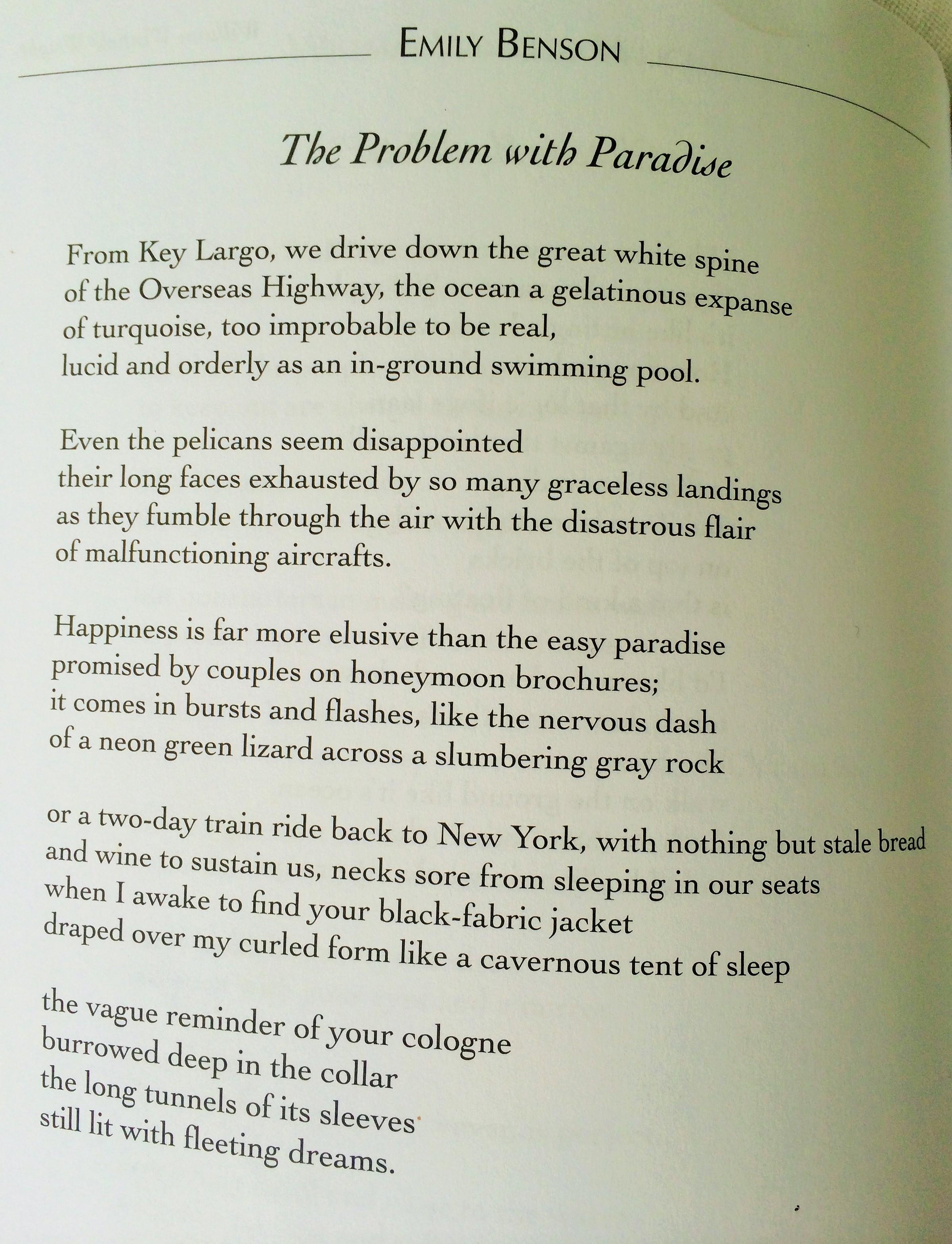 Poems The Dash 5
